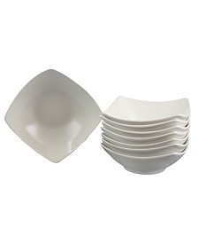 Zen Buffetware 8 Piece Bowl Set