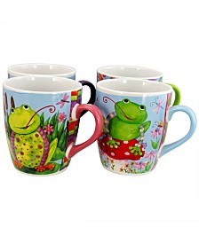 Froggy Fun 27 Ounce Mug