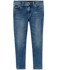 Polo Ralph Lauren Toddler Boys Eldridge Skinny Stretch Jeans