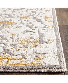 Safavieh Passion Gray and Ivory 8' x 11' Area Rug