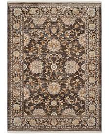 Safavieh Vintage Persian Brown and Multi 4' x 6' Area Rug