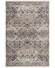 "Safavieh Vintage Persian Grey 2'2"" x 12' Runner Area Rug"