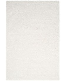 "Indie White 5'1"" x 7'6"" Area Rug"