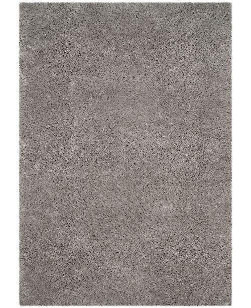 "Safavieh Polar Silver 5'1"" x 7'6"" Area Rug"