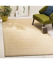 Safavieh Natural Fiber Natural and Beige 5' x 8' Sisal Weave Area Rug