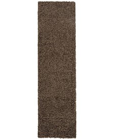 """Athens Taupe 2'3"""" x 8' Runner Area Rug"""