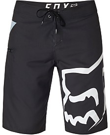 Fox Men's Logo Graphic Board Shorts