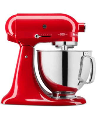 KSM180QHSD 100 Year Limited Edition Queen of Hearts 5-Qt. Tilt-Head Stand Mixer