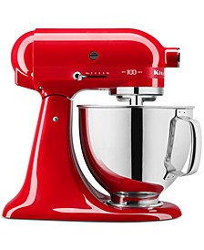 100 Year Limited Edition Queen of Hearts 5-Qt. Tilt-Head Stand Mixer KSM180QHSD