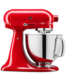 KitchenAid® KSM180QHSD 100 Year Limited Edition Queen of Hearts 5-Qt. Tilt-Head Stand Mixer