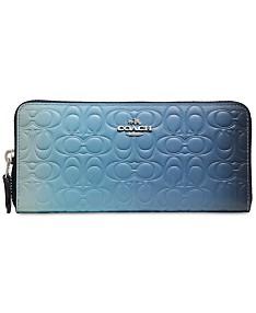 more photos 67cfa 0c9a5 Coach Wallets For Women: Shop Coach Wallets For Women - Macy's
