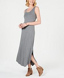 Sleeveless Slit Maxi Dress, Created for Macy's