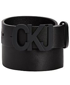 Calvin Klein Big Boys Logo Belt
