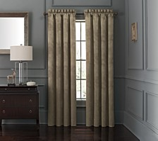 Waterford Amarah Cabernet Curtains