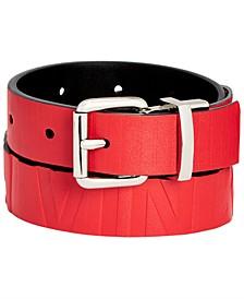 Big Boys Reversible Embossed Belt