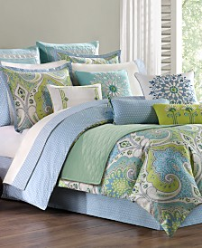 Echo Sardinia King Reversible Duvet Cover Set