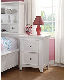 Lacey Nightstand with 2 Drawers