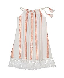 Masala Baby Girls Seas The Day Dress Cover Up