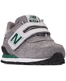 New Balance Toddler Boys' 515 Spring Canvas Casual Sneakers from Finish Line