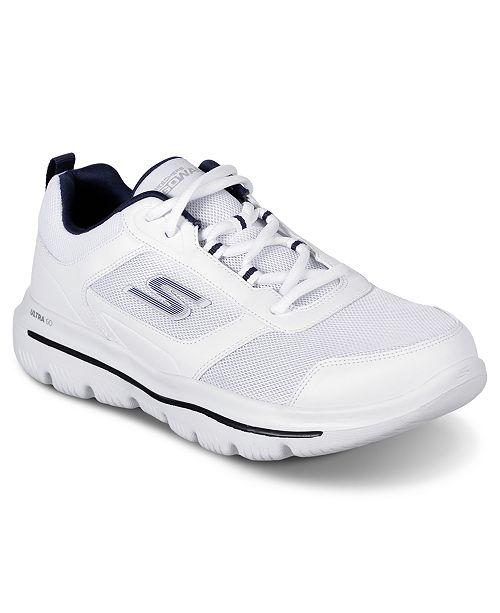 Skechers Men's GoWalk Evolution Ultra - Enhance Walking Sneakers from Finish Line