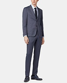 BOSS Men's Hooper Travel Line Slim-Fit Jacket