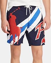 1d0a6f3a72 Polo Ralph Lauren Mens Swimwear & Men's Swim Trunks - Macy's