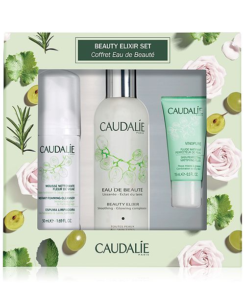 Caudalie 3-Pc. Beauty Elixir Set