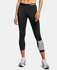 Nike Pro Just Do It Cropped Leggings