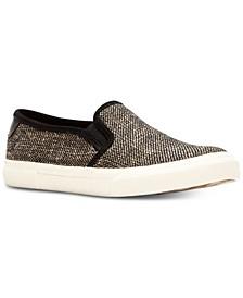Women's Gia Canvas Slip-On Sneakers