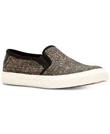 Frye Women's Gia Canvas Slip-On Sneakers