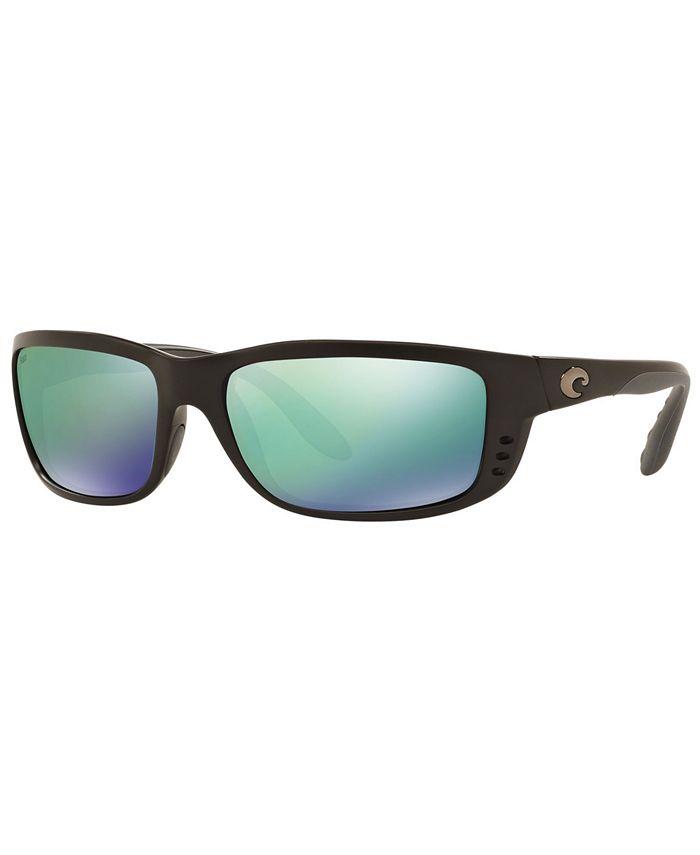 Costa Del Mar - Polarized Sunglasses, ZANE 61