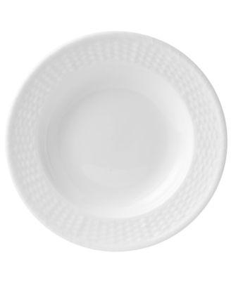 Dinnerware, Nantucket Basket Rim Soup Bowl