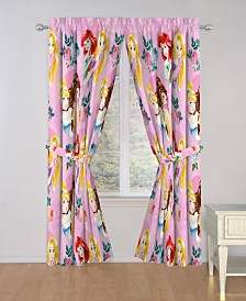 "Disney Princess Princess Sassy 84"" Drapes"