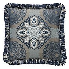 "Jonet 18"" X 18"" Square Collection Decorative Pillow"