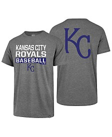 '47 Brand Men's Kansas City Royals Rival Bases Loaded T-Shirt