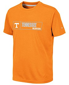 Big Boys Tennessee Volunteers Boxed Logo Polyester T-Shirt
