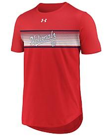 Under Armour Men's Washington Nationals Seam to Seam T-Shirt