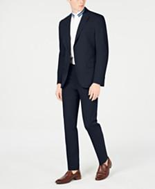Calvin Klein Men's Slim-Fit Stretch Washable Suit Separates