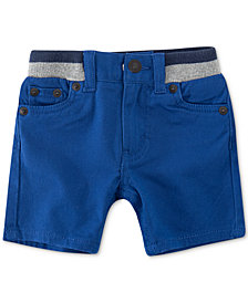 Levi's® Baby Boys Slim-Fit Pull-On Shorts