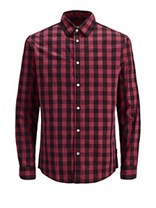 Men's Essential Gingham Shirt