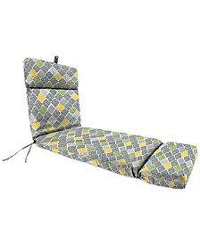 Outdoor  Chaise Cushion - 1 Pack