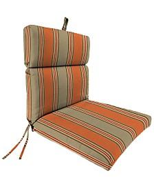 Jordan Manufacturing Outdoor  Chair Cushion - 1 Pack