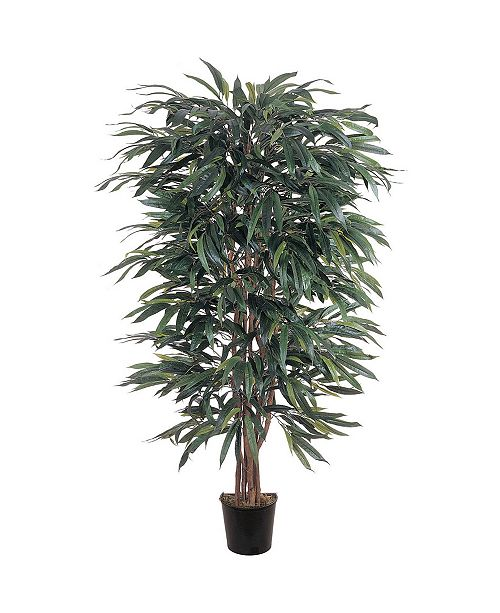 Nearly Natural 5' Weeping Ficus Faux Silk Tree