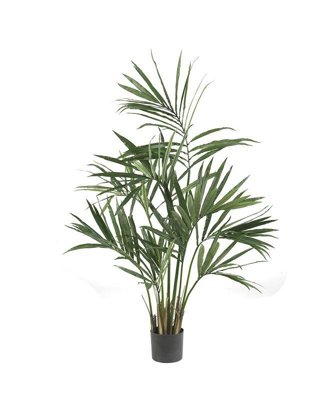 Nearly Natural 5' Kentia Palm Faux Silk Tree