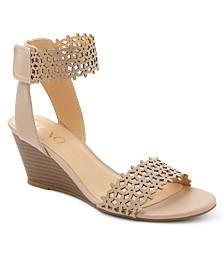 XOXO Sadler Wedge Sandals