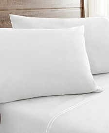 Queen Soft Washed Percale Sheet Sets