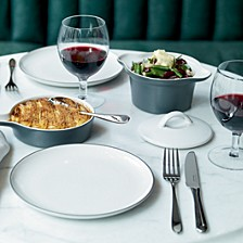 Royal Doulton Exclusively for Bread Street White Dinnerware Collection