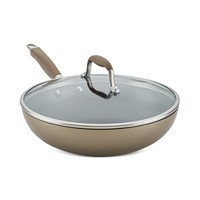 Deals on Anolon Advanced Home Hard-Anodized 12-inch Nonstick Ultimate Pan