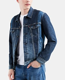 Levi's® Men's Two Toned Denim Trucker Jacket
