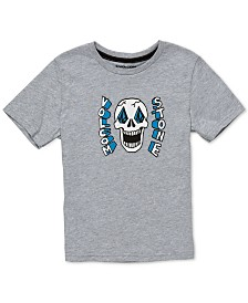 Volcom Toddler Boys Skull-Print Cotton T-Shirt